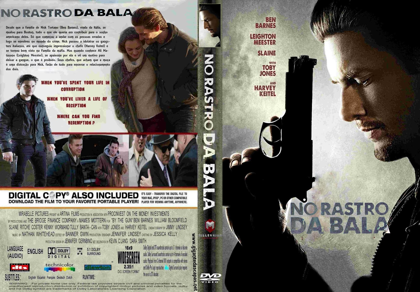 No Rastro da Bala BDRip XviD Dual Áudio No 2Brastro 2Bda 2BBala 2B 25282015 2529