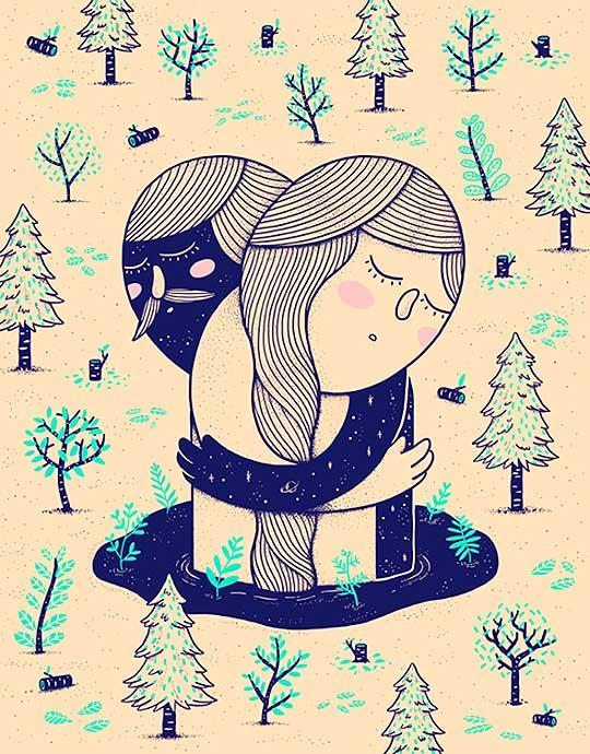 Ilustración de Alejandro Giraldo