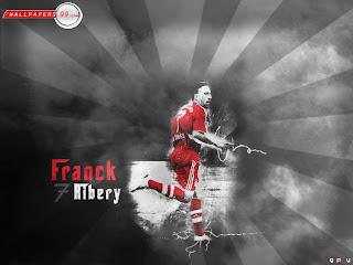 Franck Ribery Bayern Munich Wallpaper 2011 8