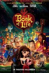 El libro de la vida (2014) animacion de Jorge R. Gutiérrez