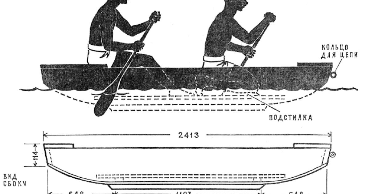 Лодка плоскодонка из досок своими руками пошаговая инструкция