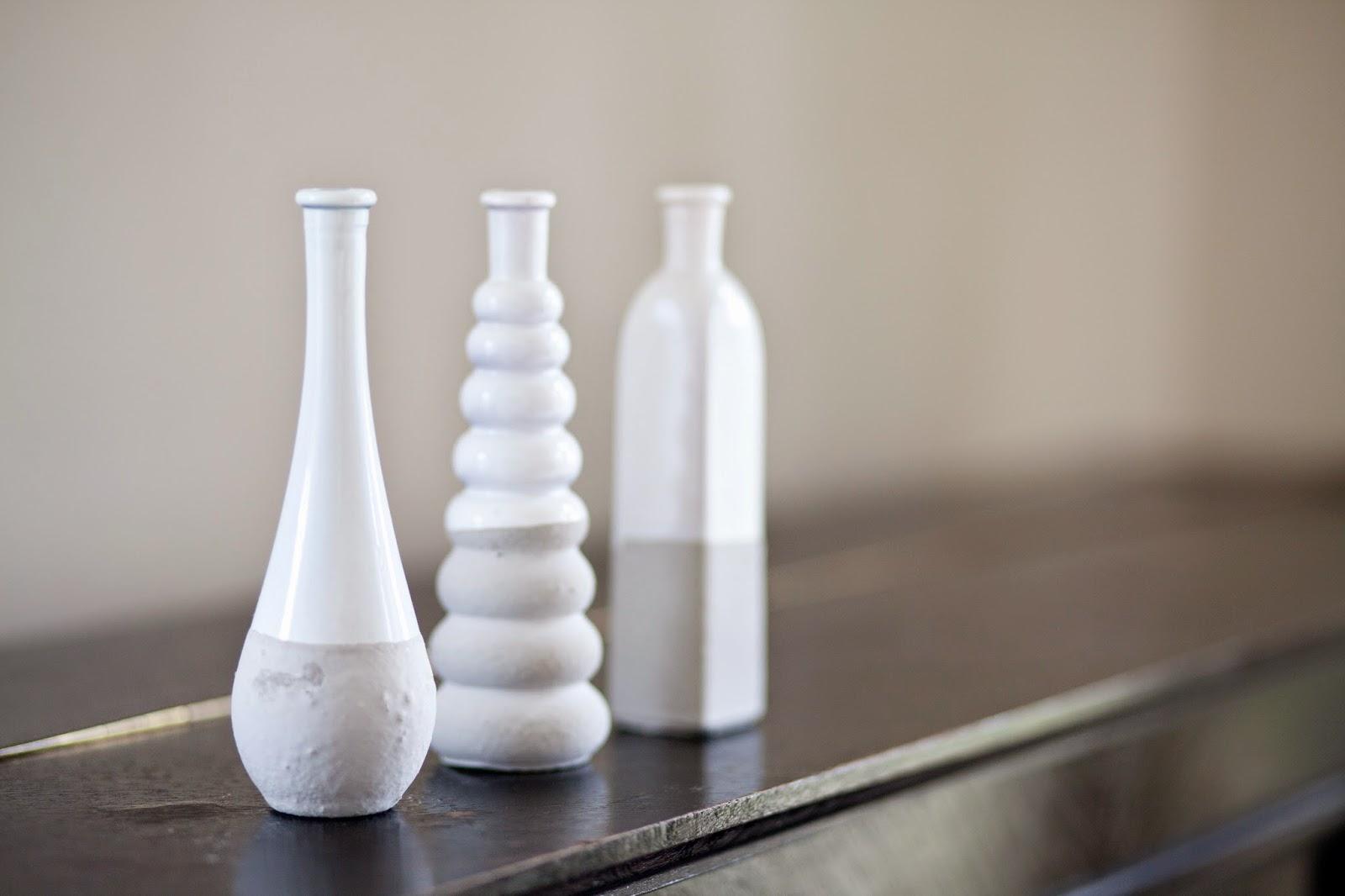 diy dip dye beton vasen designed by leona wohnprojekt wohnblog f r interior diy und. Black Bedroom Furniture Sets. Home Design Ideas