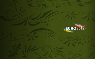 euro 2012 wallpaper and logo