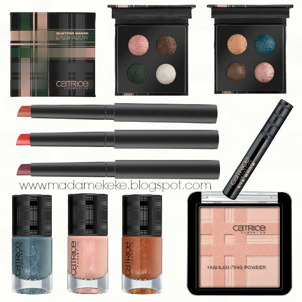 Catrice Check & Tweed LE Preview