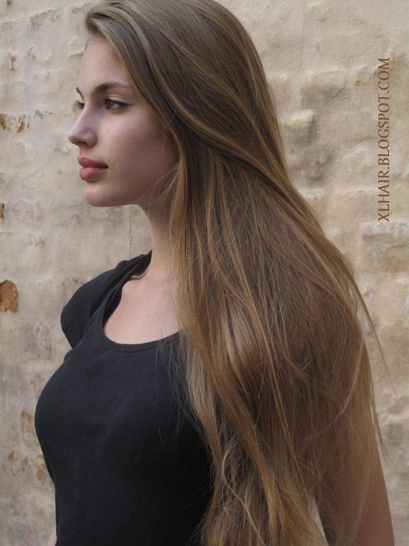 XL HAIR: LIGHT BROWN HAIR (Castaño claro)