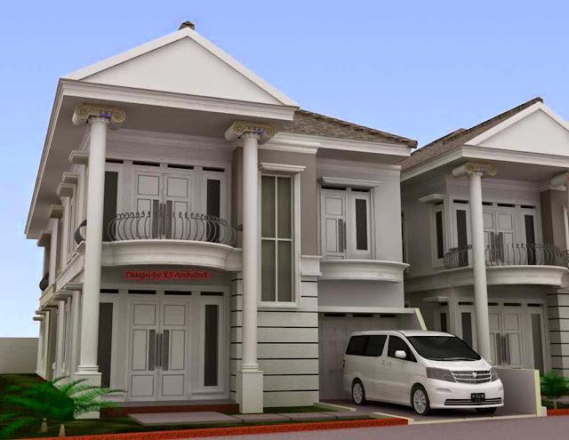 Gambar Rumah Klasik Minimalis