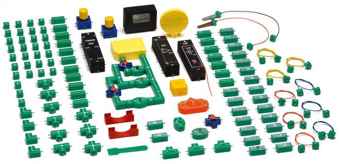 elektronikbaukasten baus tze schaltungen und spannende experimente. Black Bedroom Furniture Sets. Home Design Ideas