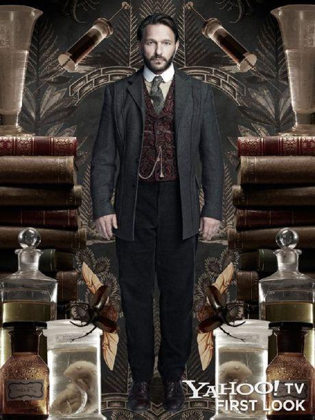 Dracula: posters individuales de la serie de la NBC