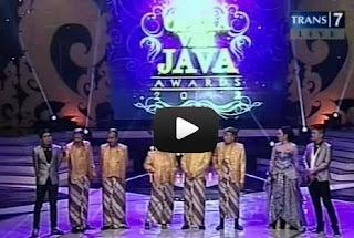Gisel, Gading Marten, Desta OVJ (Opera Van Java Awards 2012)