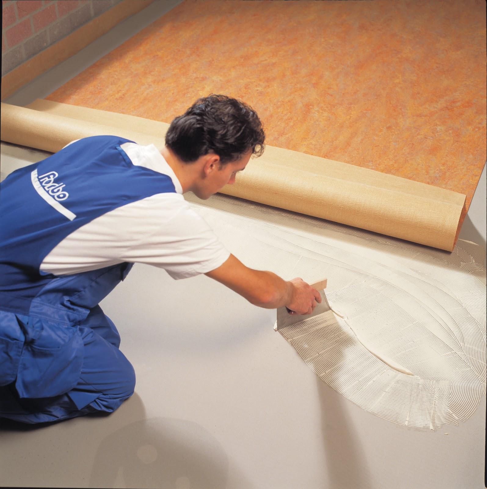 Manual de instalaci n de pavimentos los mejores adhesivos - Linoleo suelo precio ...
