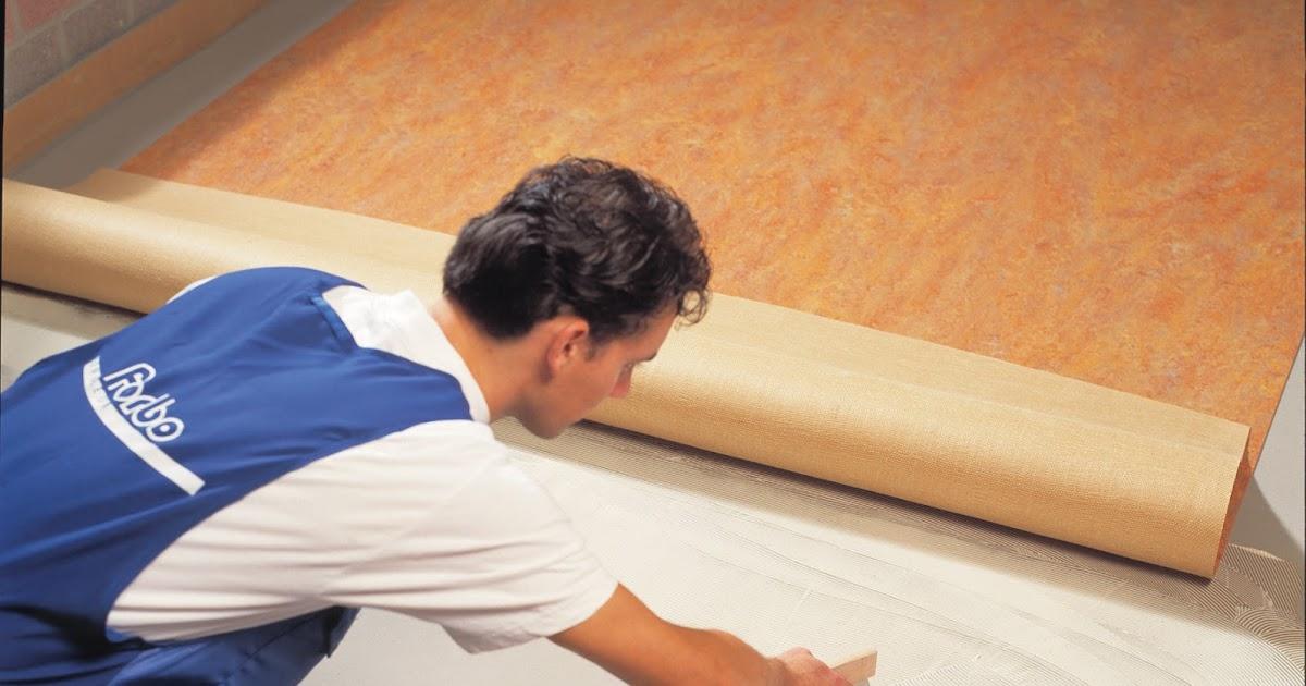 Manual de instalaci n de pavimentos los mejores adhesivos - Linoleo suelo ...