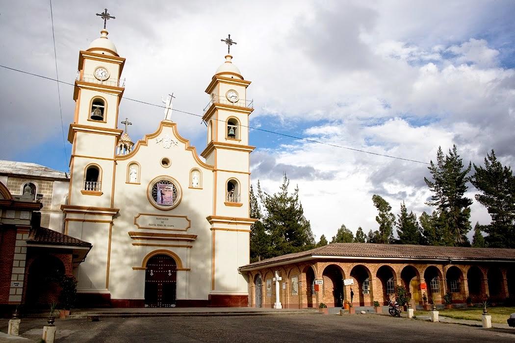 Resultado de imagen para convento de ocopa