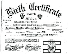 Donald Trump's Birth Certificate