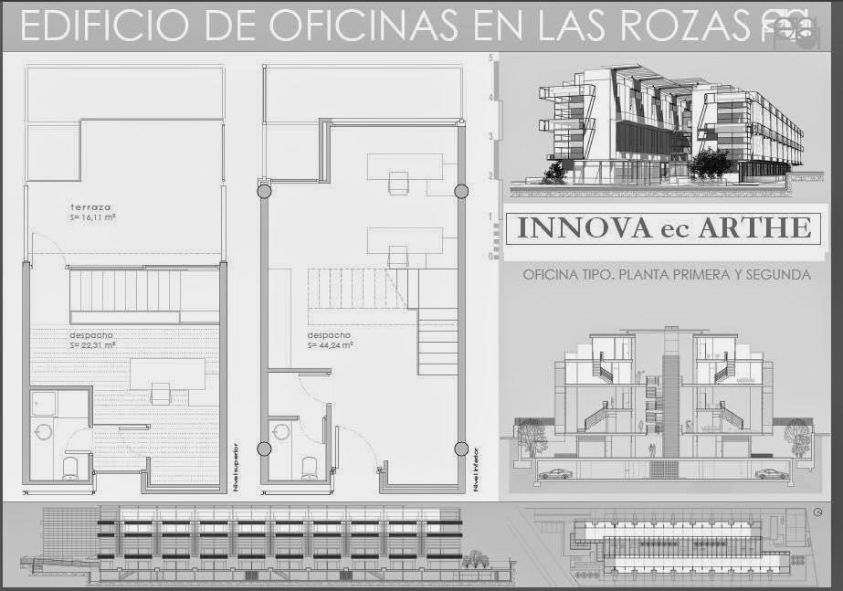 Promoval centro inmobiliario edificio empresarial rozas for Oficina de correos las rozas