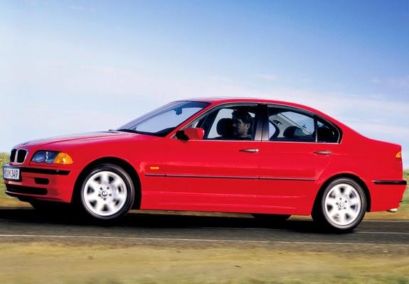The Ultimate Car Guide  Bmw 3 Series Sedan