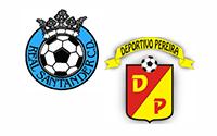 Real Santander vs Pereira