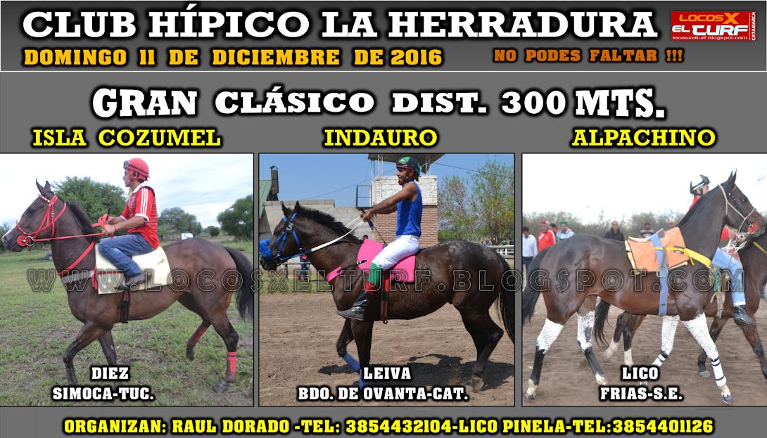 11-12-16-HIP. LA HERRADURA-CLAS.
