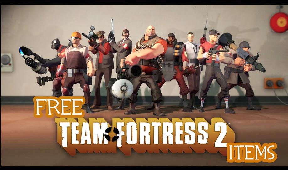 How to get Free Items in TF2 | Free Team Fortress 2 Items Hats Keys Hack Generator