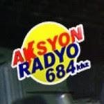 Aksyon Radyo Bacolod DYEZ 684 Khz logo