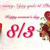 Nhung Loi Chuc Mung 8/3 Hay Nhat tang ban gai ngày phụ nữ quốc tế