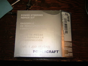 saginaw power steering pump repair kit