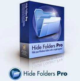 تحميل برنامج Hide Folders 5.1 لحماية الملفات