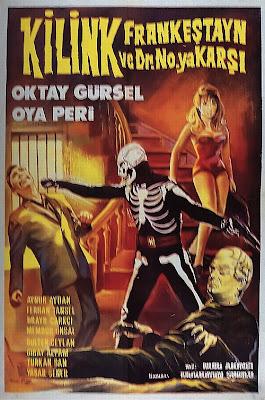 Poster de Killing Frankestayn'a karsi