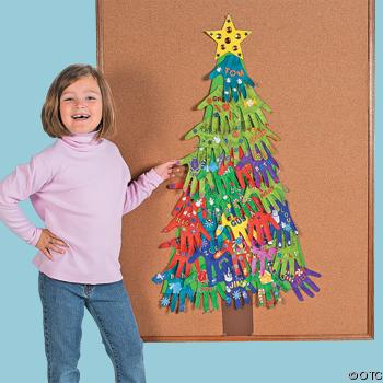 Espa o educar 35 sugest es de arte atividades para o for Mural sobre o natal