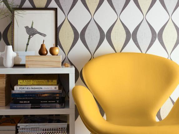 Vuelven los papeles de los 70 decorar tu casa es - Papeles de los 70 ...