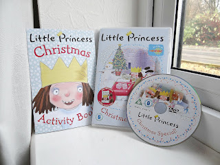 Little Princess Christmas DVD, Little Princess Milkshake, Preschool TV program
