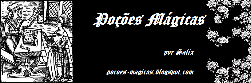 Poções Mágicas - por Salix