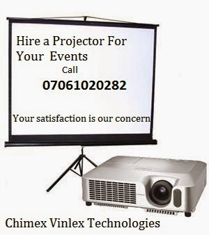 Projectors For Hire