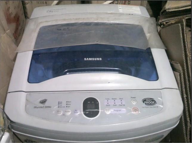 Harga Mesin Cuci Samsung WA90F4 Lengkap Dengan Fitur
