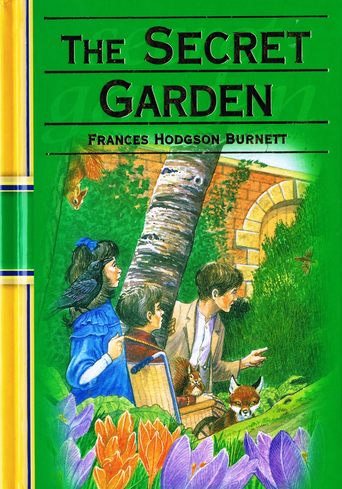 Little Library Of Rescued Books The Secret Garden By