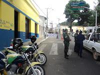 Guarda Municipal e Coordenaria de Transito iniciam as atividades da Semana Nacional de Trânsito