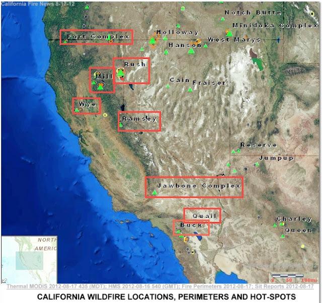 CFN  CALIFORNIA FIRE NEWS  CAL FIRE NEWS  Quick Look
