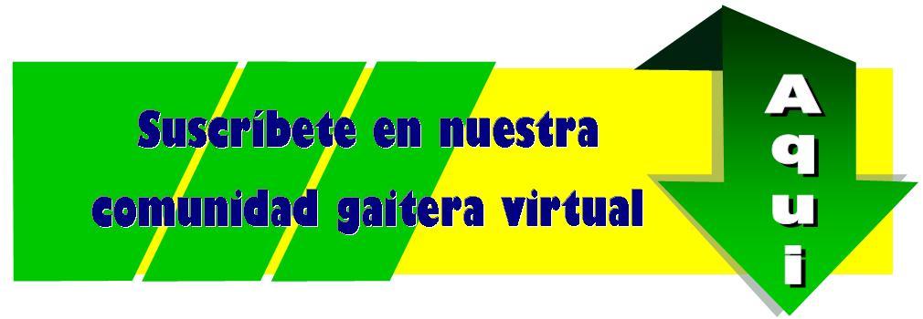 Integrate a la comunidad de gaiteros mas grande de Venezuela