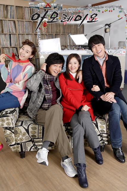 Sinopsis Drama Korea Amore Mio