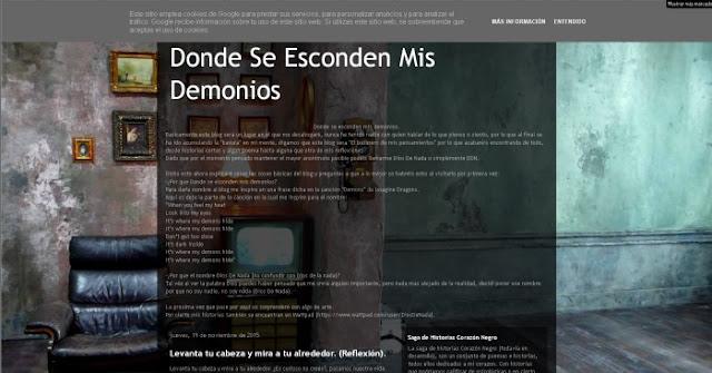 http://dondeseescondenmisdemonios.blogspot.com.es/