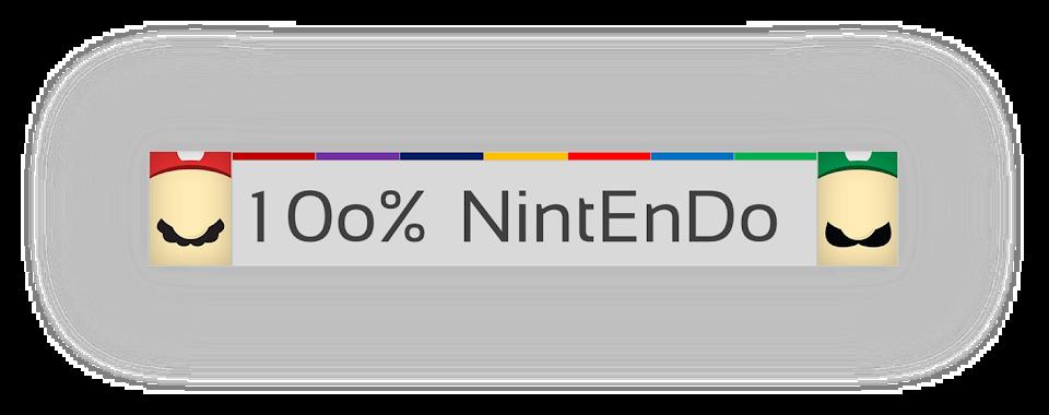 100% Nintendo