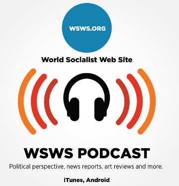 WSWS daily audio podcast (English)