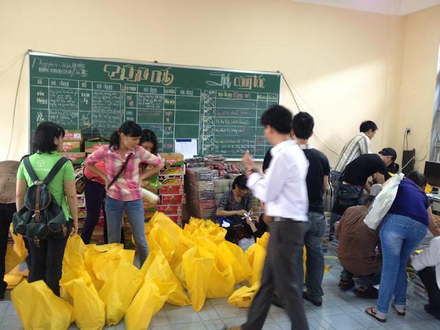 Hội từ thiện Vietnam Smile