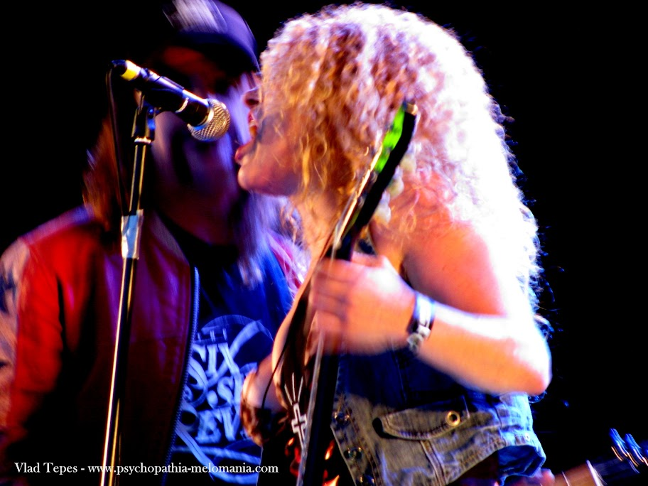 Blaine Cartwright & Ruyter Suys (Nashville Pussy)