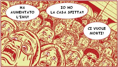 L'IMU a Siena
