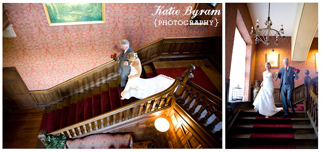 ellingham hall wedding, ellingham hall, alnwick wedding, northumberland wedding, alnwick, wedding venue north east, quirky wedding photographer, katie byram photography, winter wedding, autumn wedding
