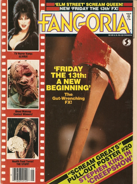 And friday the 13th issue 45 friday the 13th the franchise