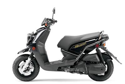 2012 Yamaha Zuma 125 Photo 4