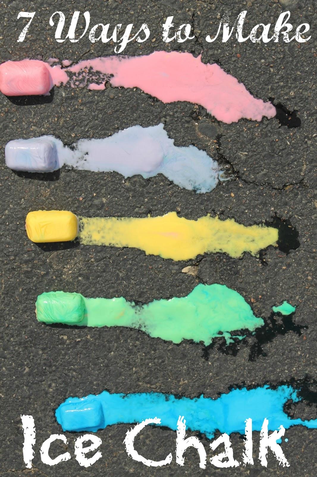 How to make chalk 8