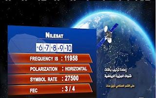 تردد قناة الجزيرة الرياضية المشفرة