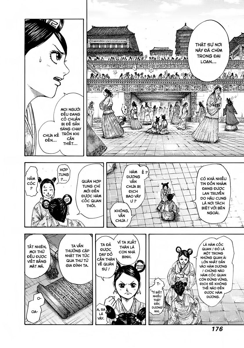 Kingdom – Vương Giả Thiên Hạ (Tổng Hợp) chap 271 page 4 - IZTruyenTranh.com